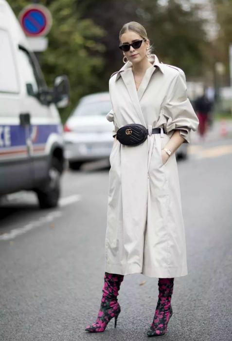 Сумка на пояс.| Фото: You in Fashion.