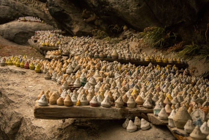 Культ смерти в Бутане.
