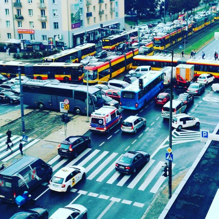 День дурака на дороге. | Фото: МирТесен.