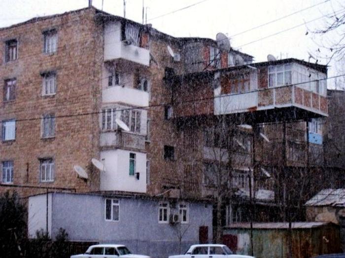 Немного улучшили жилищные условия.