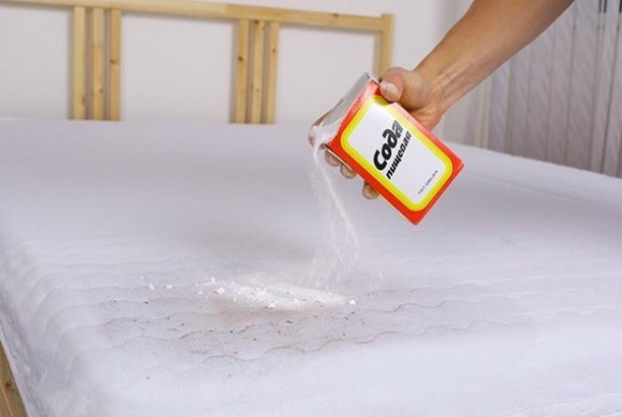Пищевая сода против неприятных запахов. | Фото: Ponedelnik.info.