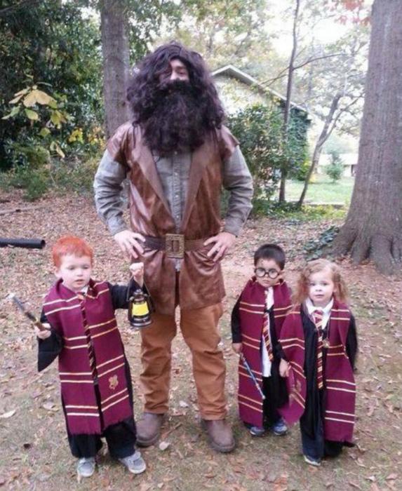 По мотивам «Гарри Поттера».