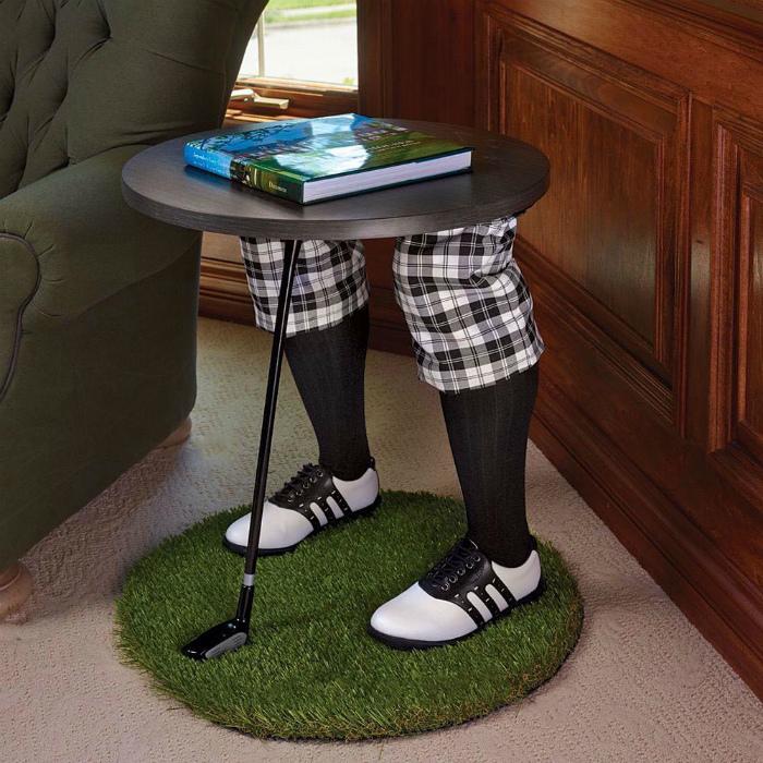 Дизайнерский кофейный столик.