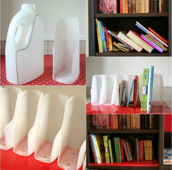Удобная подставка для книг и журналов.