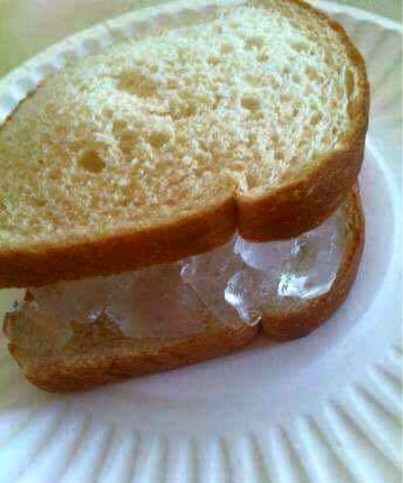 «Спасение» черствого хлеба.