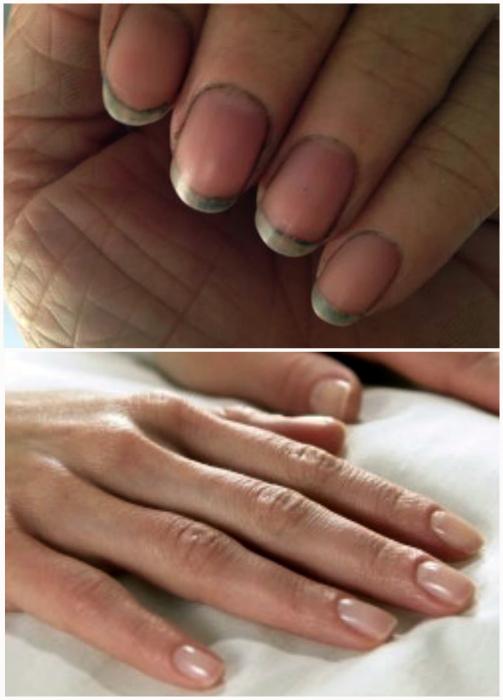 Чистые аккуратные ногти. | Фото: FB.ru.