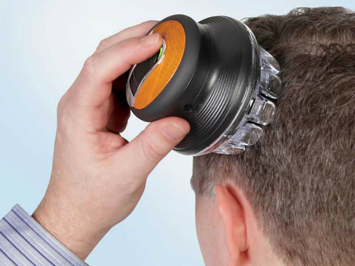 Оригинальный триммер Single Handed Barber.