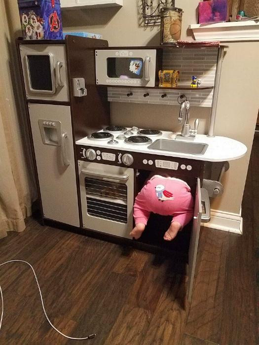 «Хорошо, хоть духовка не настоящая!» | Фото: Туристер.ру.