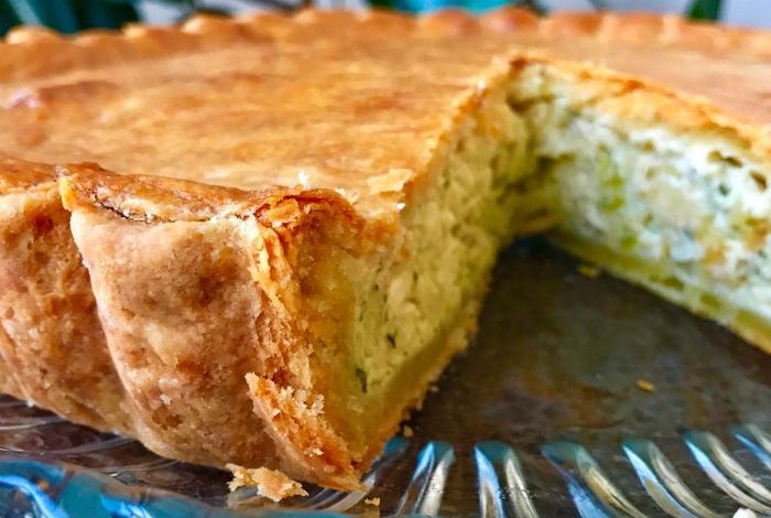 Чтобы пирог не зачерствел. | Фото: Pinterest.