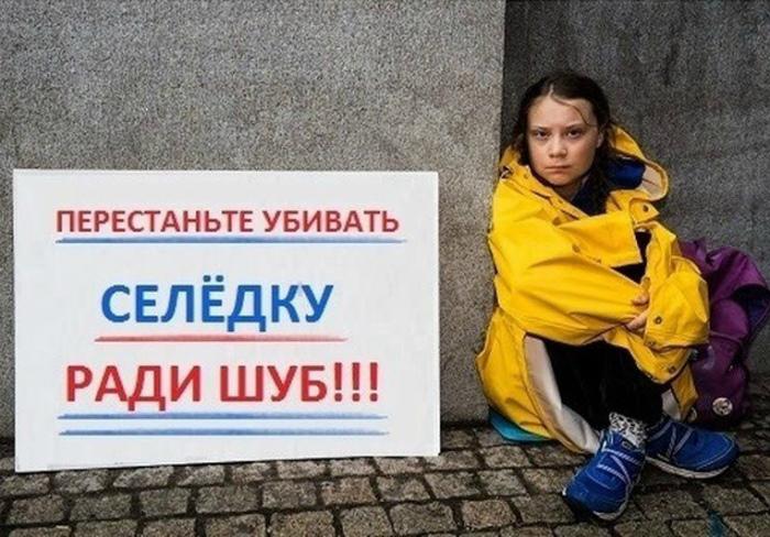 Спаси селедку, откажись от селедки под шубой! | Фото: Васи.нет.