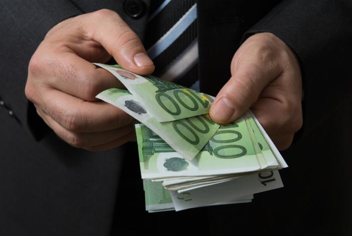 Любители наличных денег. | Фото: Pluska.