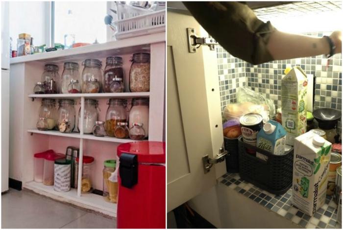 Старый «хрущевский» холодильник. | Фото: Интерьер квартиры, InMyRoom.