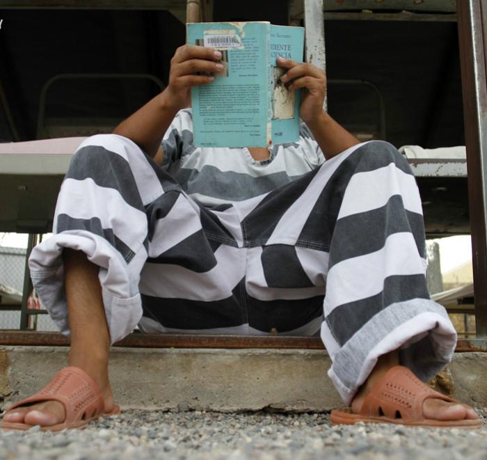 В Бразилии можно сократить срок тюремного заключения, читая книги.