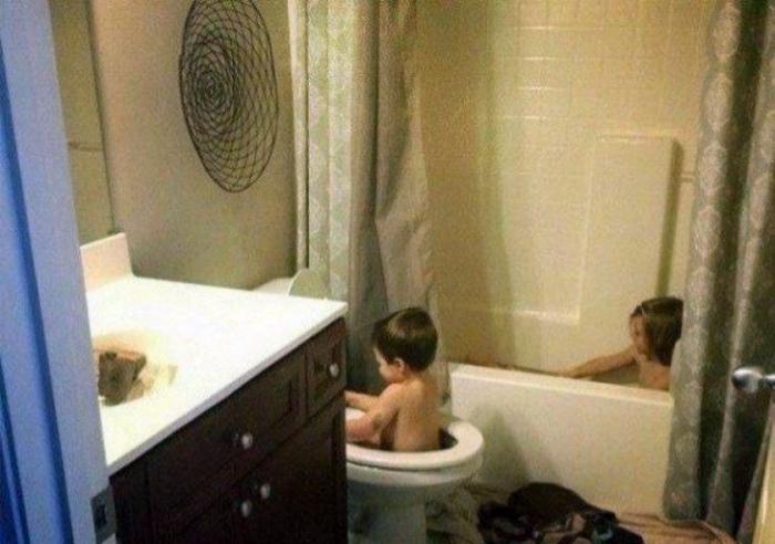 Как говорится, чем бы дитя не тешилось... | Фото: dropi.ru.