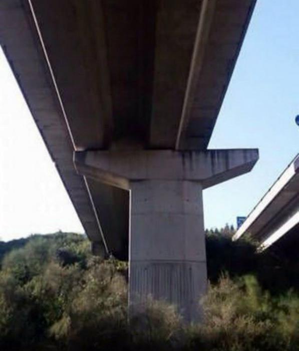 Этот мост не выглядит надежным...