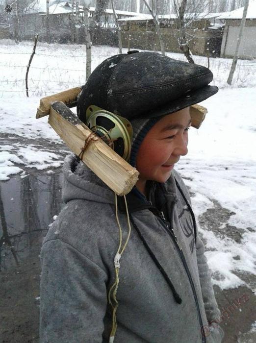 Когда папа инженер.