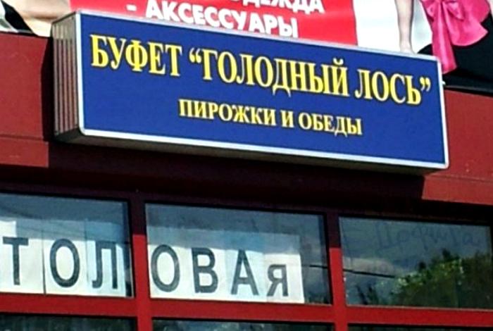 «Это слегка обидно, но я действительно голодный!» | Фото: Fishki.net.