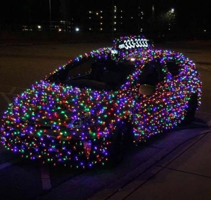 Такси «Новогоднее».