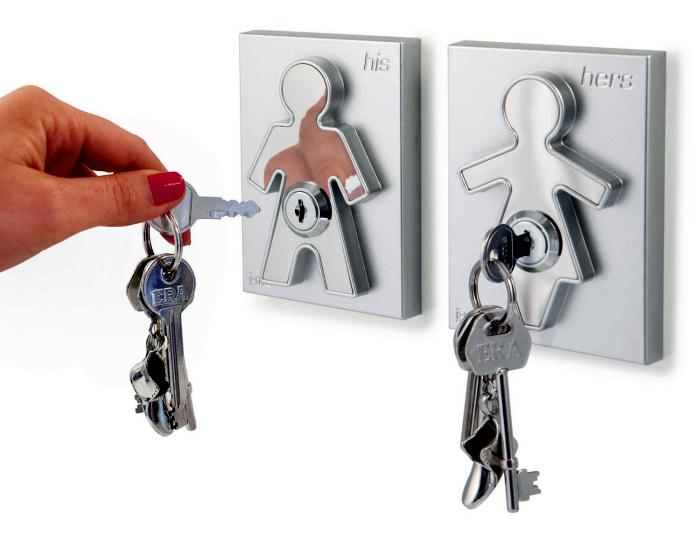 Ключница для двоих.