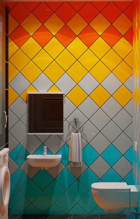 Интересный цветовой переход. | Фото: Pinterest.