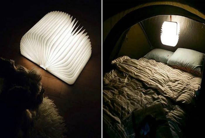 Беспроводной светильник Lumio.