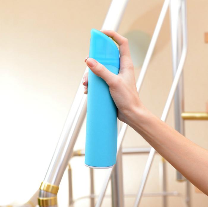 Дешевые освежители воздуха. | Фото: Home Quicks.