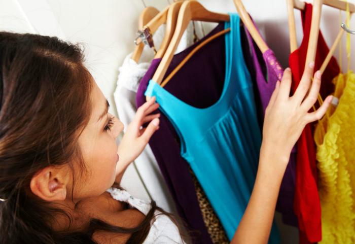 Цветовая гамма в одежде. | Фото: lpost.