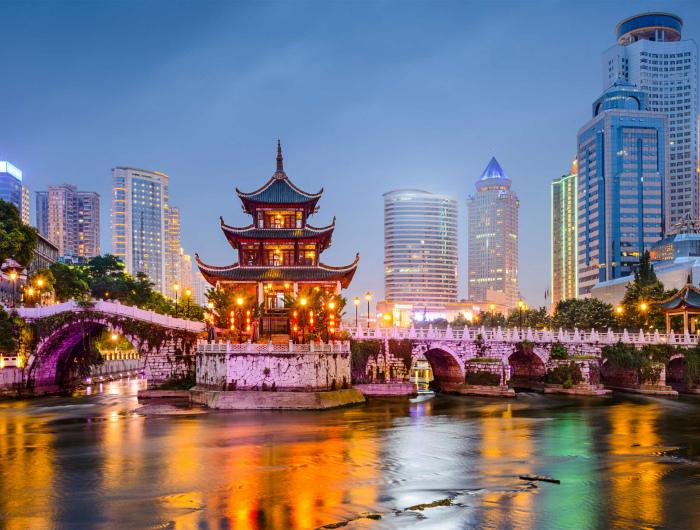 Жизнь в развивающемся Китае.