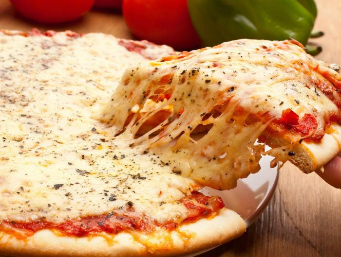 Сыр в составе популярных блюд.