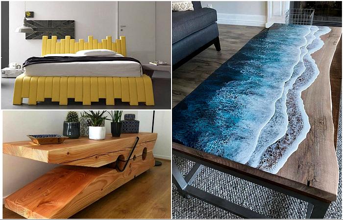 Вдохновляющие предметы мебели, которые впишутся в любой современный интерьер.
