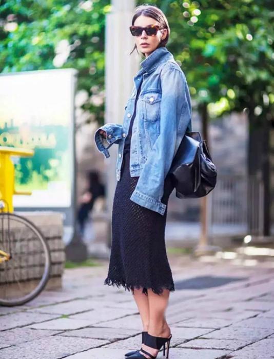 Молодежный стиль одежды. | Фото: Style at a Certain Age.