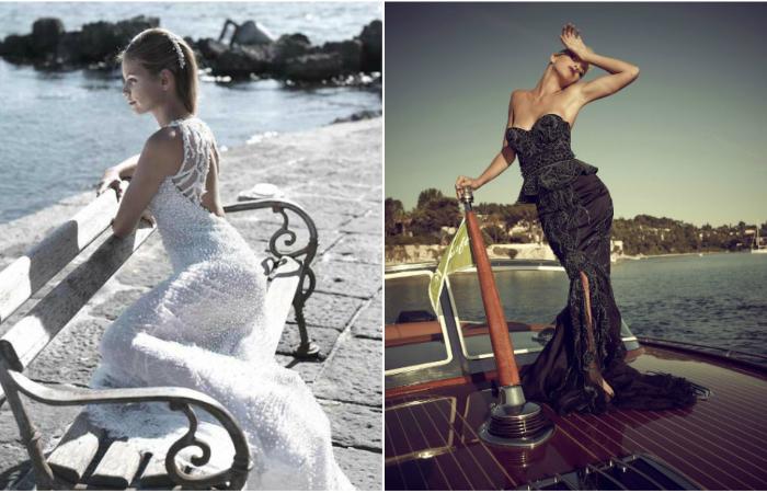 Самые дорогие и роскошные платья в мире.