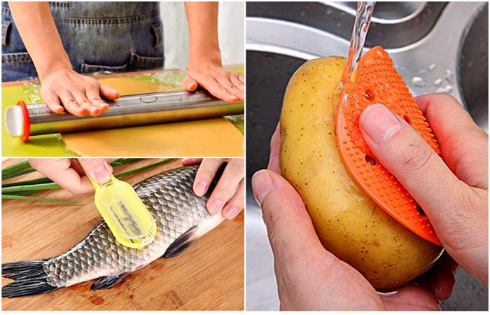 Крутые вещички для современной кухни.