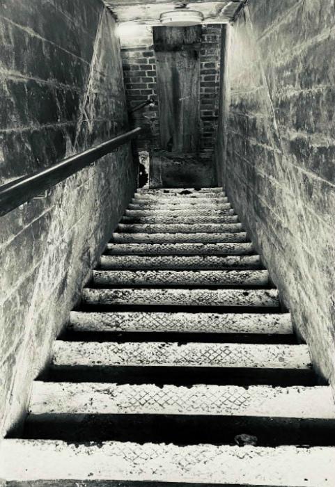 Загадка одной лестницы на Novate.ru.   Фото: ЯПлакалъ.