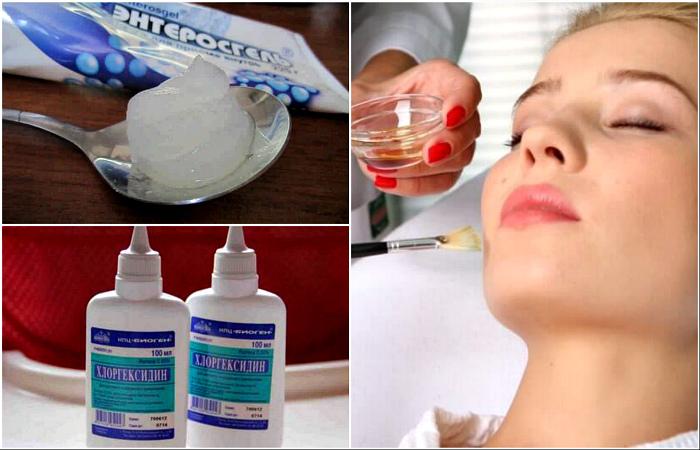 Доступные аптечные средства для красоты и здоровья.