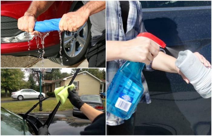 Советы, которые помогут вымыть авто не хуже, чем на мойке.