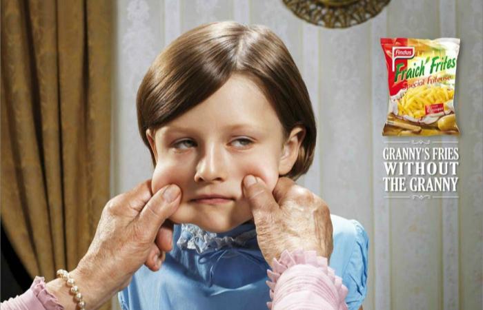 Забавные примеры эффективной рекламы.