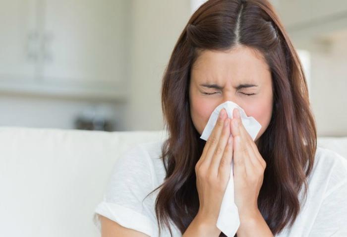 Симптомы аллергии после сна.