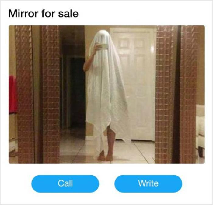«А как еще сфотографировать зеркало!» | Фото: Izismile.com.