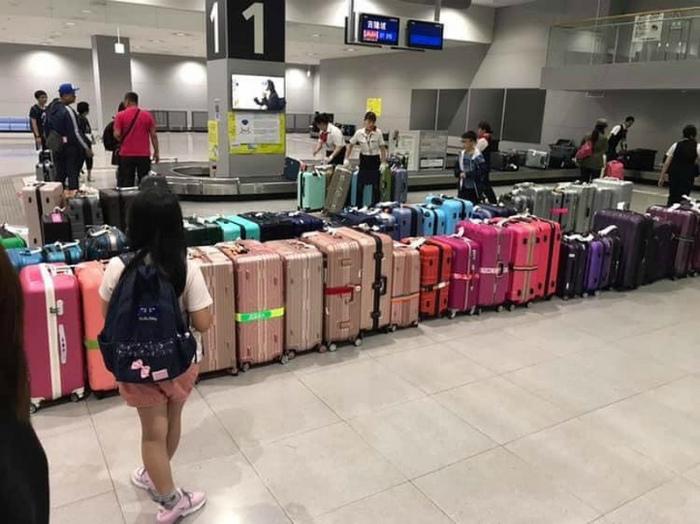 Принцип сортировки багажа. | Фото: VietTimes.