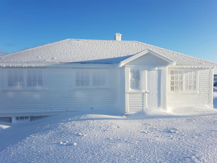 Резиденция Снежной Королевы. | Фото: Pausecafein.