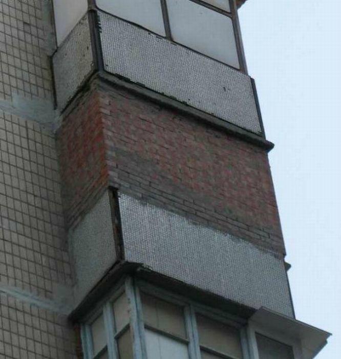 Лучшее решение для балкона. | Фото: ИнфоГлаз.