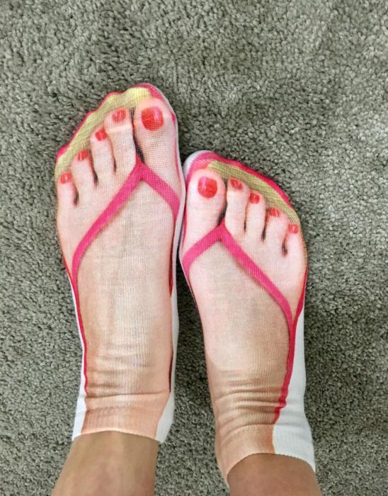 Классные носки.