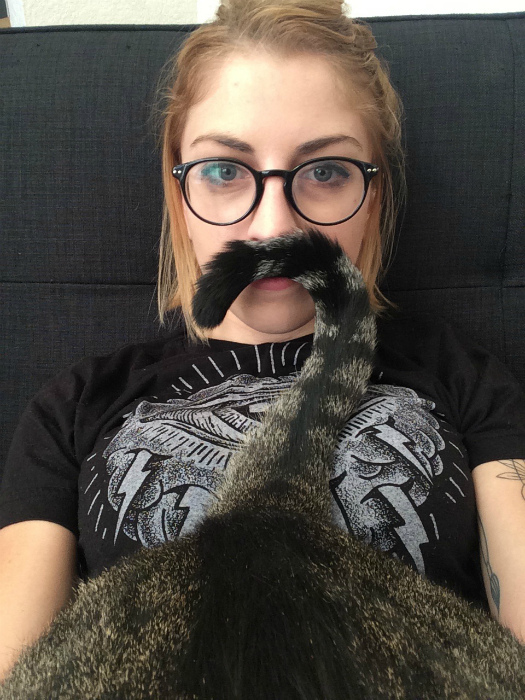 Тысяча чертей, какие усы! | Фото: Wykop.