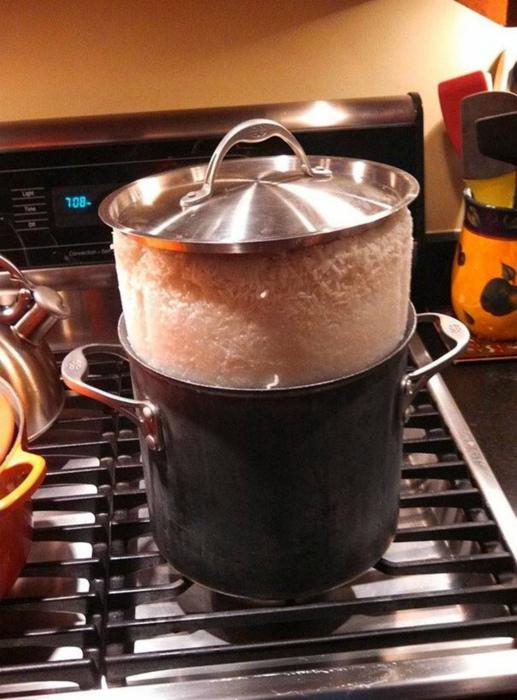 Кажется, с рисом что-то не так! | Фото: Watson.