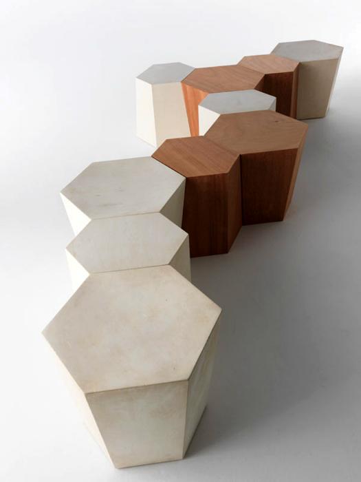 Модульная система от архитектора Стивена Холла.