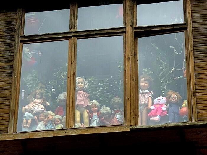 Когда не по себе от такого соседства. | Фото: humor.fm.