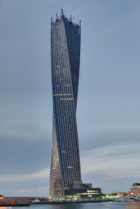 «Башня Кайан» в Дубае.