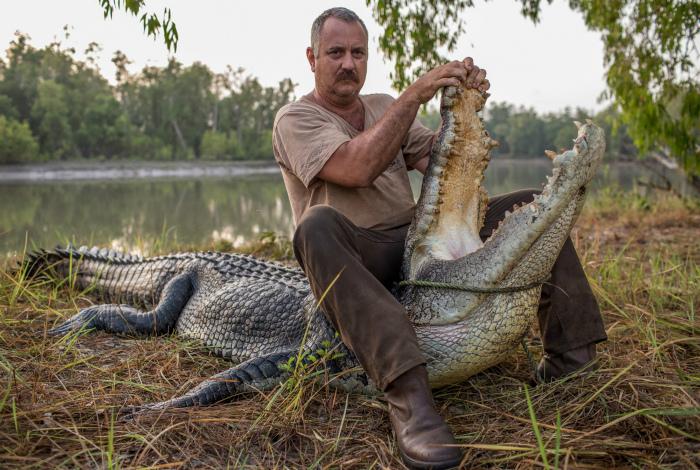 В пасте у крокодильчика. | Фото: Jooinn.