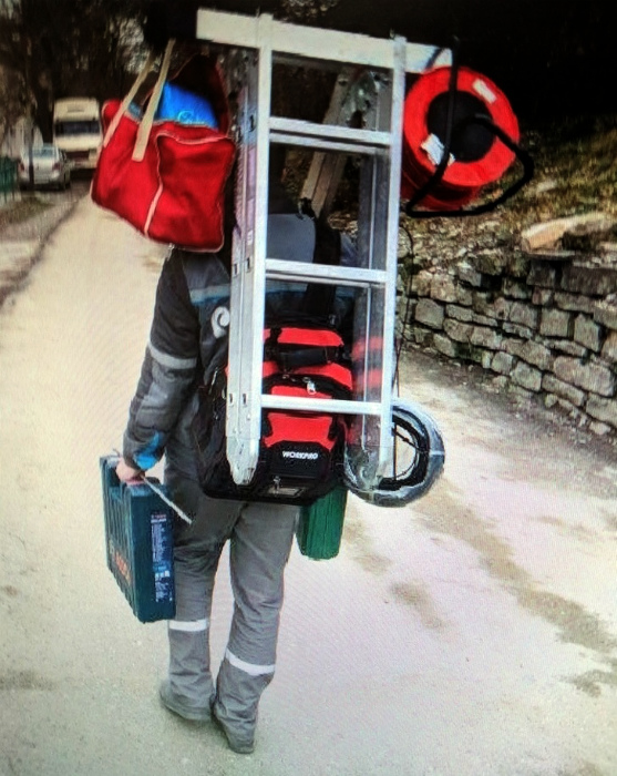 Сразу видно, человек подготовленный. | Фото: The Bobr Times.